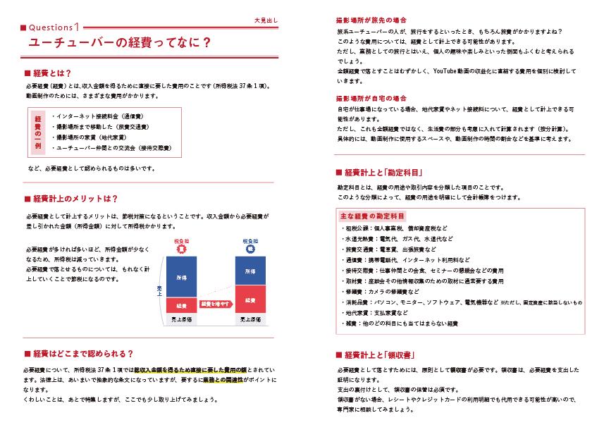 税金サンプルページ